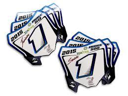motocross bike numbers custom made mx trophy plates ringmaster imagesringmaster images