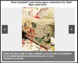 Stein Mart Bathroom Accessories by Stein Mart Expands Nina Campbell Home Decor Collections Home