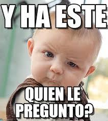 Memes Lmp - y ha este sceptical baby meme on memegen