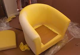 Ikea Tullsta Armchair Ikea Hack Painted Upholstery U2013 Why Don U0027t You Make Me
