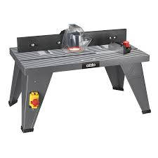 Bosch Saw Bench Ozito 610 X 360mm Router Table Accessory Rtb 001 I N 6290312