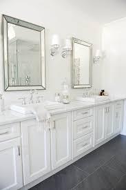 White Dove Kitchen Cabinets by Home Tour Monika Hibbs