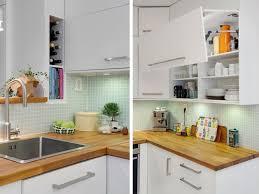cuisine en bois moderne cuisine blanche bois stunning deco cuisine noir blanc gris with