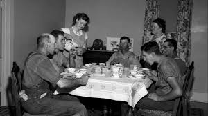 taking care of farm and family during the great depression