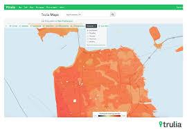 map of usa states san francisco trulia crime map san francisco whether buying or renting trulia