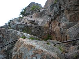 Acadia National Park Map Beehive Trail Acadia The Most Terrifying Hike Ever Experienced