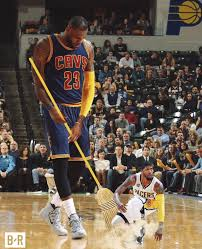Paul George Memes - top 10 memes from cavaliers sweep of pacers in round 1 page 2