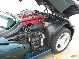 Dodge Viper V10 - 1995 dodge viper rt 10 8 0 liter ohv 20 valve v10 engine photo