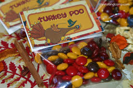 craft ideas for thanksgiving turkey poo printable