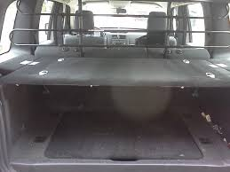 jeep grand trunk cover lost jeeps view topic kk rear cargo shelf cover
