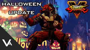 Halloween Costume Street Fighter Halloween Stage Costume Update Coming