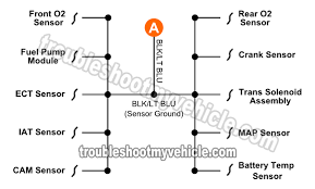 1996 1998 throttle position sensor circuit diagram dodge 3 9l