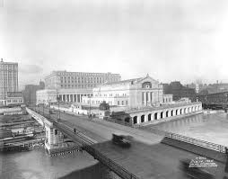 Chicago Union Station Map by Chicago Union Station Wikipedia