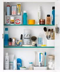 organize medicine cabinet medicine cabinet organizing tricks real simple