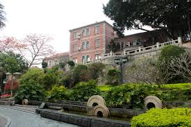 The Lin Family Mansion And Garden Gulangyu Island 鼓浪嶼 Xiamen U2013 A Perfectly Preserved Piece Of