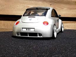 new volkswagen beetle tuned vw new beetle volkswagen new beetle rsi r tuning autoart
