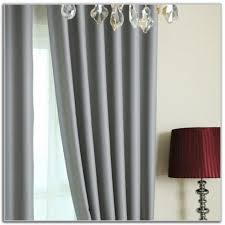 glamorous light grey blackout curtains weaselmedia within light