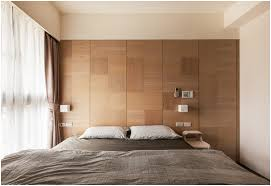 minimalist hu residence of hsinchu with natural wood throughout
