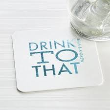 coaster favors best 25 wedding coasters ideas on wedding favour