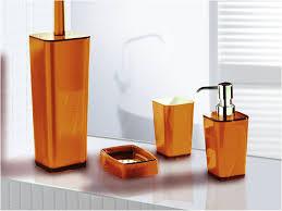 designer bathroom accessories orange and grey bathroom accessories your size orange towels