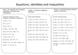 algebra revision formulae and equations by mcampbell21