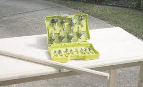 Fine Woodworking Router Bit Review by Ryobi 15 Piece Router Bit Set Review Pro Tool Reviews