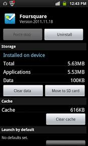android how to clear cache techno stuff how to clear application app data cache in android