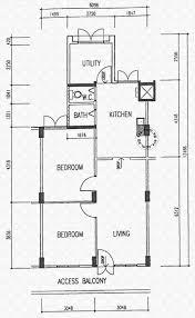 floor plans for eunos crescent hdb details srx property