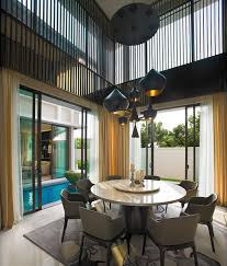stylish home interior design stylish home ambiance mixed up with resort style living freshome com