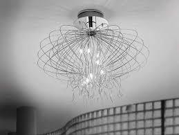 ladari moderni da soffitto gallery of ladari moderni da letto con un design unico e