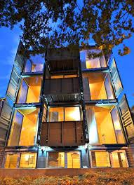 Shipping Container Apartments A Look Inside Dc S Shipping Container Apartments
