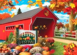 free halloween farm background pumpkins tag wallpapers fall season house pumpkins trees garden