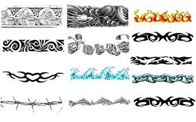capturing armband tattoo design photos pictures and sketches