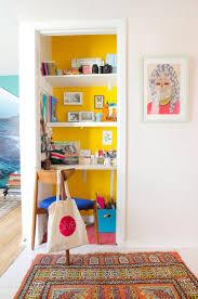 bureau dans un placard déco maison créer un coin bureau dans un placard décorer