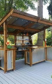 Modern Home Interior Design  Best  Simple Outdoor Kitchen Ideas - Simple outdoor kitchen