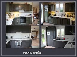 home staging cuisine chene renovation cuisine bois avant apres barricade mag renovee newsindo co