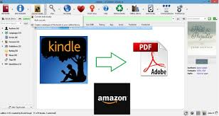 how to convert kindle books to pdf 100 free youtube