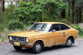 vintage datsun sold datsun 1200 u0027deluxe u0027 coupe auctions lot 7 shannons