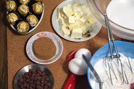 ferrero rocher chocolate cookies the journal