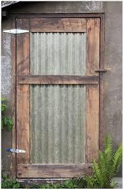 Metal Glass Door by Best 25 Metal Doors Ideas On Pinterest Industrial Interior