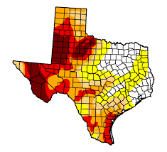 Us Drought Map Map Stateimpact Texas Page 5