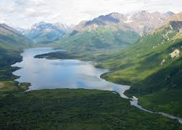 Alaska Lakes images Salmon runs boom go bust over centuries uw news jpg