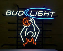 bud light lighted sign 2018 bud light basketball player neon sign custom handcrafted real