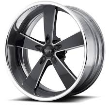Black Rims For Mustang American Racing Classic Custom And Vintage Applications Available