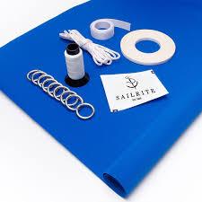 Sailboat Sun Awnings Awning Kit For Sailboat 10 U0027 X 12 U0027 Made With Sur Last Fabric Sailrite