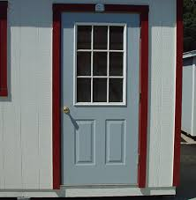 door house california custom sheds shed options