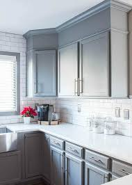 kitchen cabinets above sink 12 ways to decorate above kitchen cabinets tag tibby design