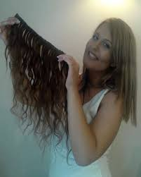 Hair Extensions Glue Gun by Diy Clip In Hair Extensions With Glue τρέσα μαλλιών με