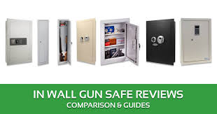 Stack On In Wall Gun Cabinet Best In Wall Gun Safe Reviews Comparison U0026 Guides Of 2017