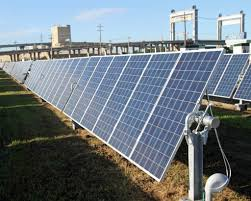 Solar Power Traffic Lights by Take A Look Inside Entergy U0027s New Solar Plant In New Orleans East